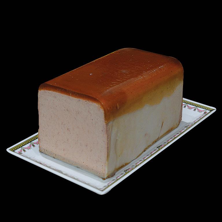Au Fil du Couteau a reçu le 1er Prix pour on Pâté de foie de porc