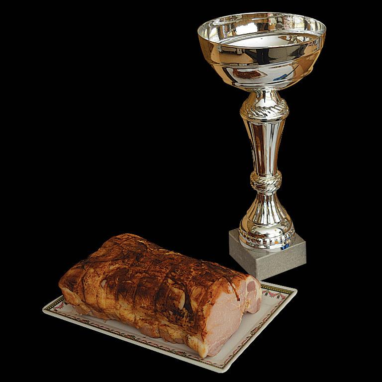 Au Fil du Couteau a reçu le Grand Prix International pour son Jambon façon York