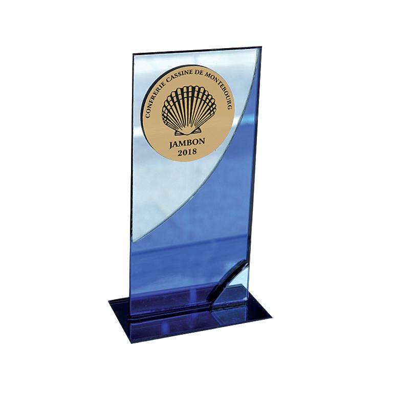 Au Fil du Couteau a reçu le Grand Prix International d'honneur pour son Jambon couénné et non couénné
