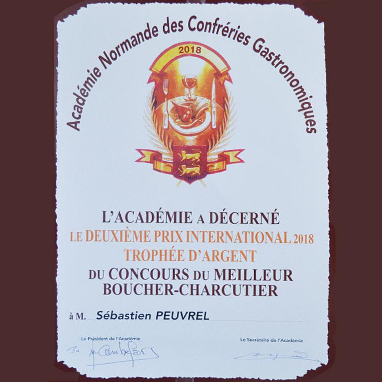 au-fil-du-couteau-medaille-argent-international-2018-meilleur-boucher-charcutier-2