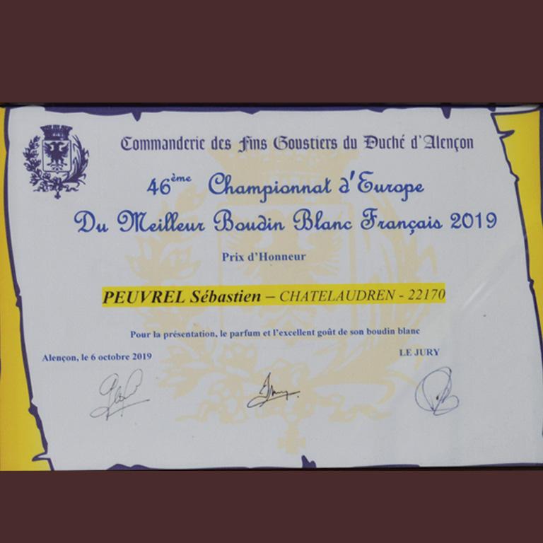 au-fil-du-couteau-prix-honneur-chamionnat-europe-boudin-blanc-2019